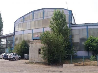 Inchiriere spatiu industrial 1600 mp Giurgiului-Progresul