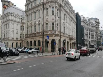 Spatiu comercial stradal Calea Victoriei