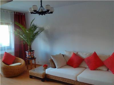 Apartament 4 camere Aviatiei- mobilat si utilat