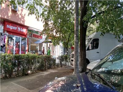 Spatiu comercial stradal Teiul Doamnei